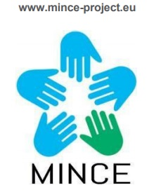 Logotipo do projeto MINCE